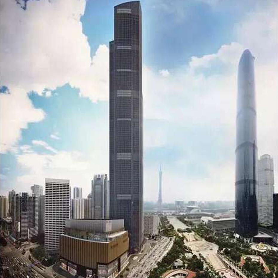 广州东塔—周大福金融中心